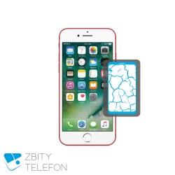 Wymiana zbitej szybki iPhone 7
